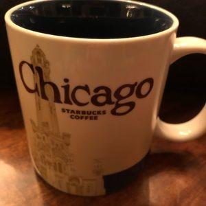Starbucks collector series Chicago